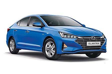 Hyundai Elantra 2.0 Nu SX AT