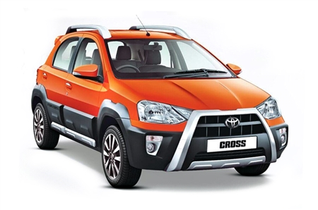 Toyota Etios Cross V