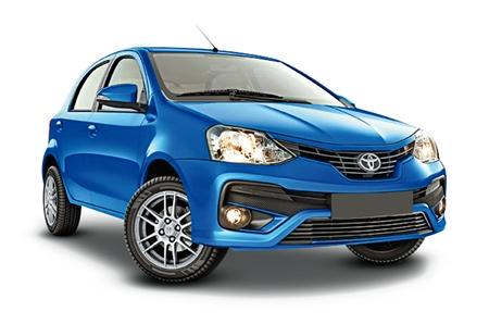 Toyota Etios Liva V (Dual Tone)