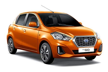 Datsun Go T with VDC