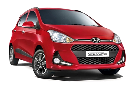 Hyundai Grand i10 1.2 Kappa Magna AT