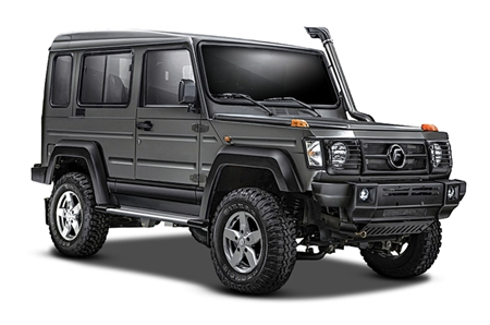 Force Motors Gurkha Xtreme 4x4 3 Door