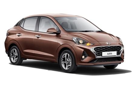 Hyundai Aura 1.0 Kappa Turbo GDI SX+