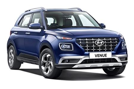 Hyundai Venue 1.0 Kappa Turbo GDI SX