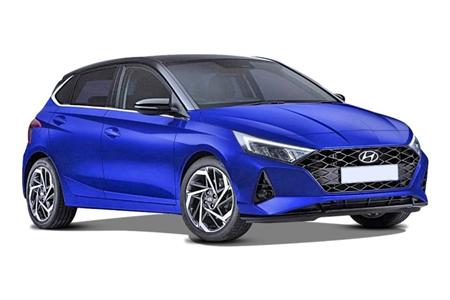 Hyundai i20 1.0 Kappa T-GDi Sportz Dual Tone iMT