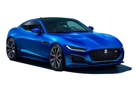 Jaguar F-Type P300 First Edition Coupe