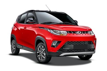 Mahindra KUV100 NXT Petrol K8 (6 Seater) Dual Tone