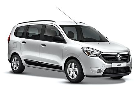 Renault Lodgy Stepway 110PS RxZ (7 Seater)