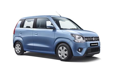 Maruti Suzuki Wagon R 1.2 VXi