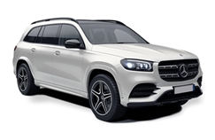 Mercedes-Benz New GLS