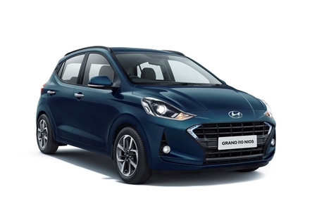 Hyundai Grand i10 Nios 1.2 Kappa Asta