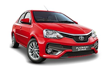 Toyota Platinum Etios GXD