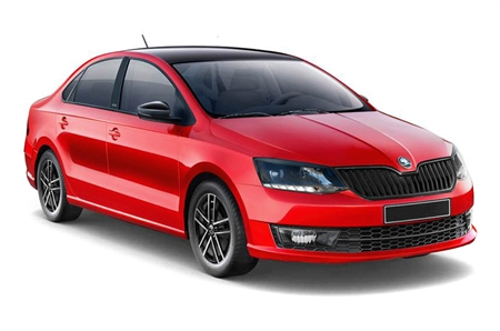 Skoda Rapid 1.6 MPI AT Monte Carlo