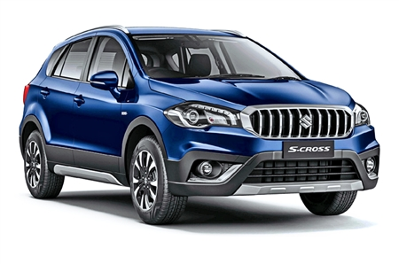 Maruti Suzuki S-Cross 1.5 K15 Smart Hybrid Zeta AT