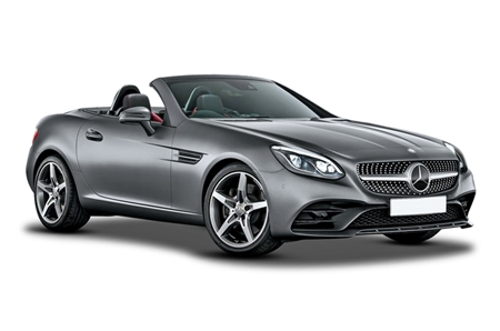 Mercedes-Benz SLC AMG SLC43