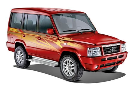 Tata Sumo Gold 3.0 CR4 CX PS AC