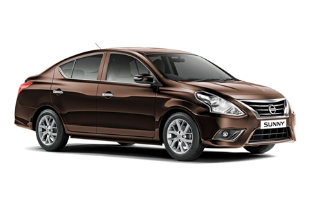 Nissan Sunny Special Edition