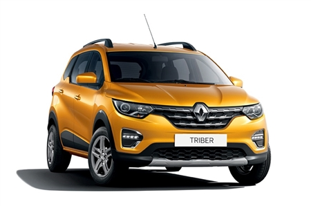 Renault Triber 1.0 RxT