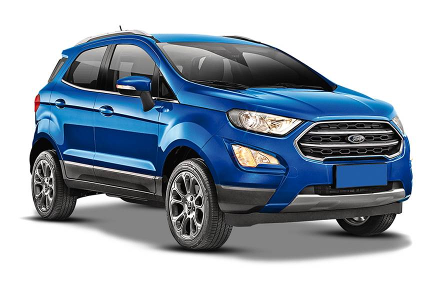Ford EcoSport 1.5 Ti-VCT Ambiente