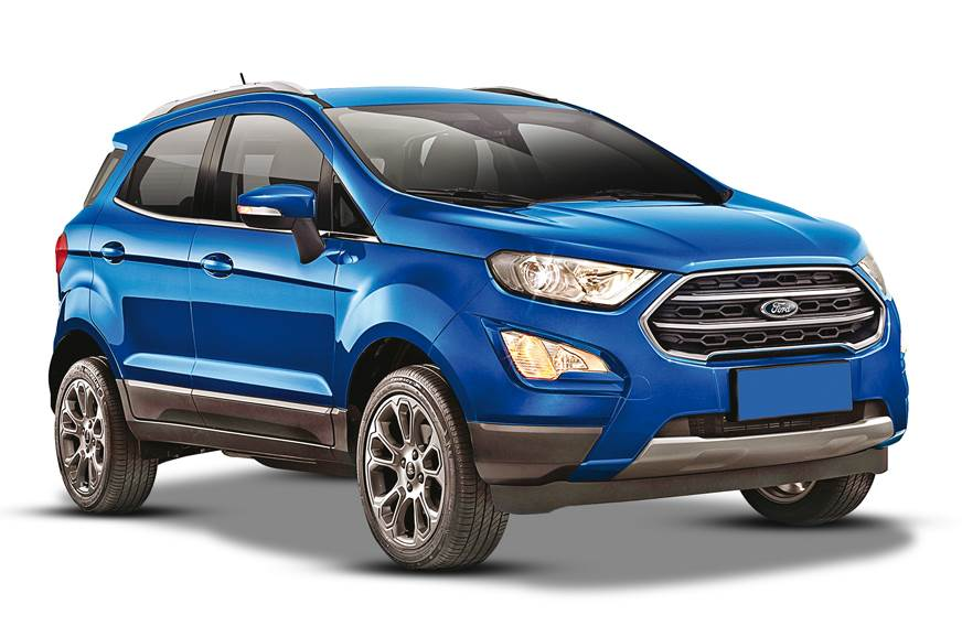 Ford EcoSport 1.5 Ti-VCT Titanium+ AT