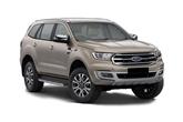 Ford Endeavour Titanium AT 4x2