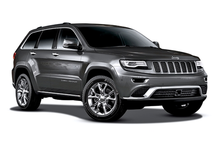 Jeep Grand CherokeeSummit Petrol