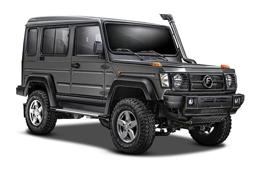 Force Motors Gurkha Xpedition 4x2 5 Door