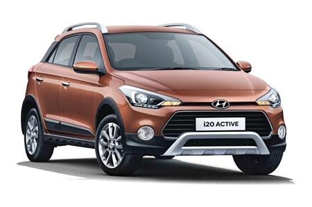 Hyundai i20 Active 1.4 U2 CRDi SX