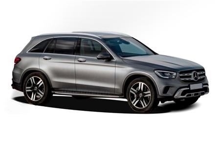 Mercedes-Benz GLC facelift