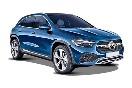 Mercedes-Benz New GLA