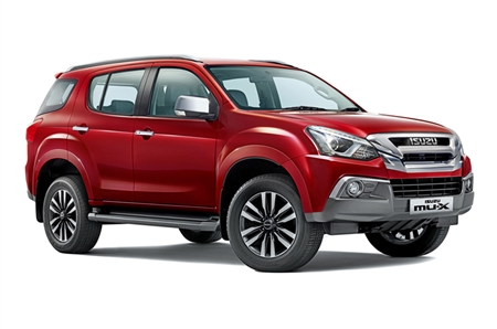 Isuzu MU-X4x2 AT