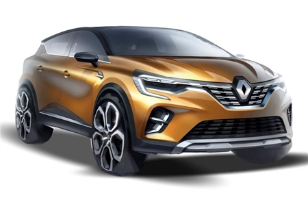 Renault HBC Compact SUV