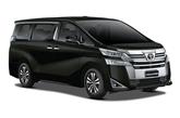Toyota Vellfire Executive Lounge