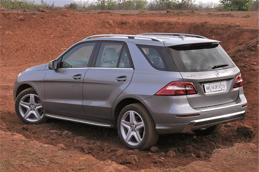 New Mercedes ML 350 CDI review, test drive - Autocar India