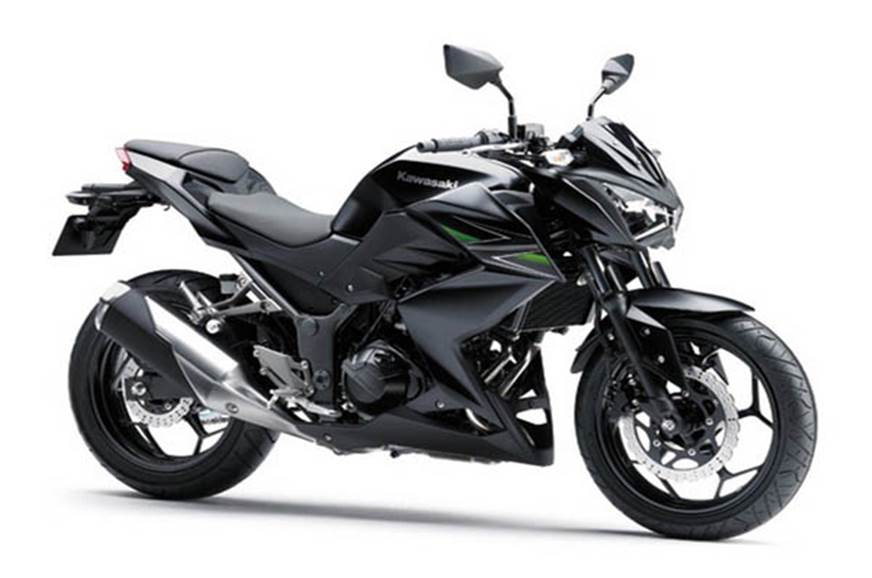 Kawasaki ER-6n & Z250 for Rs 4.78 L, Rs 2.99 L-- Motown India