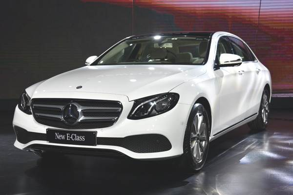 Mercedes E-class service and ownership costs, new service ...