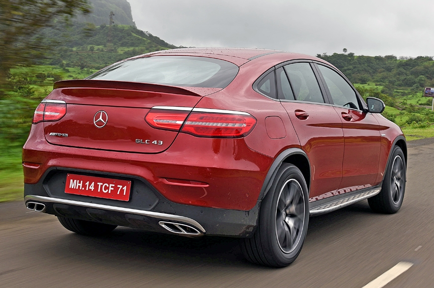 2017 mercedes amg glc 43 coupe review test drive. Black Bedroom Furniture Sets. Home Design Ideas