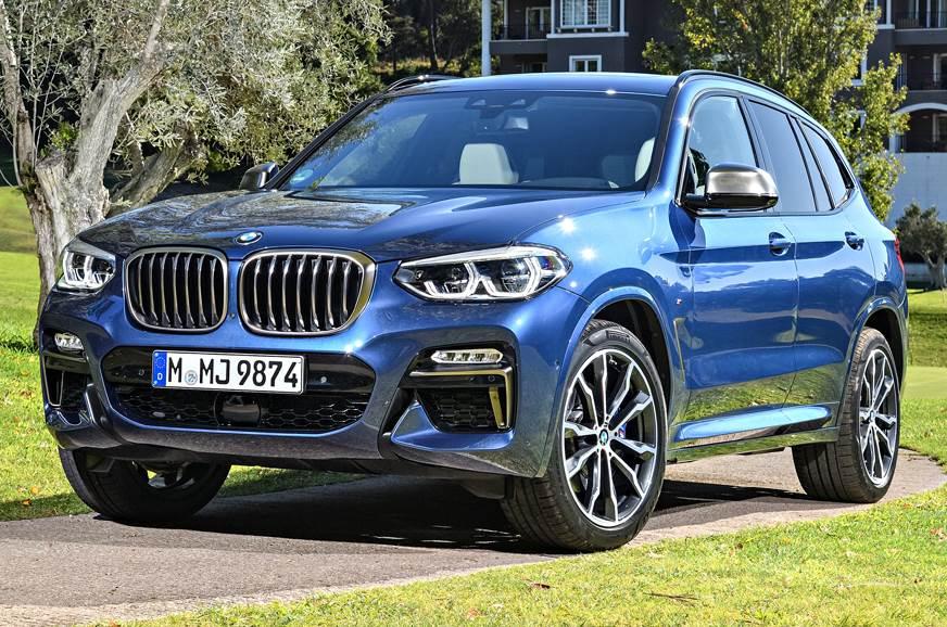 BMW iX3 to debut fifth-gen EV tech in 2020 - Autocar India