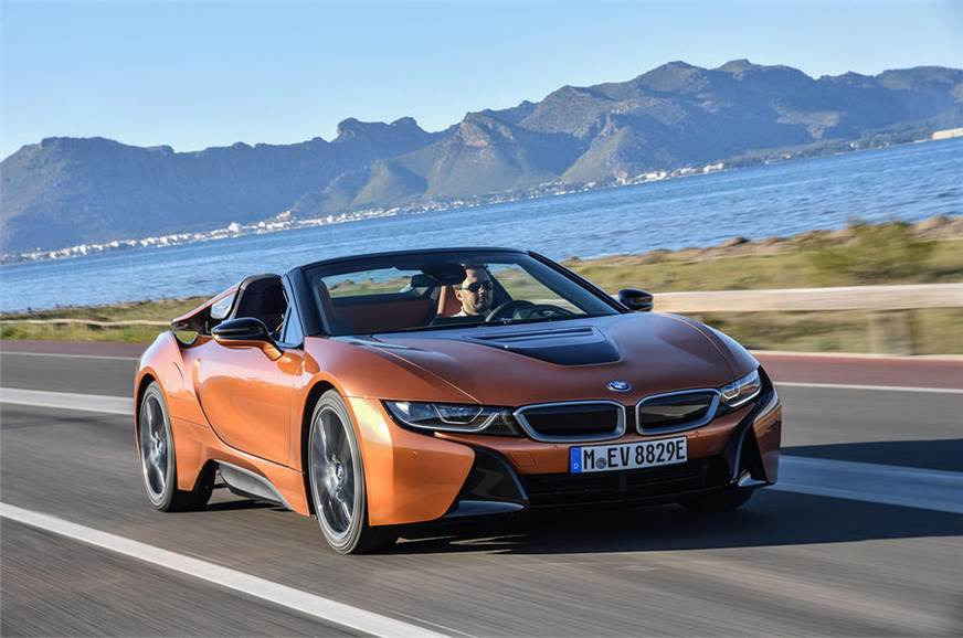 2018 BMW i8 Roadster review, test drive - Autocar India