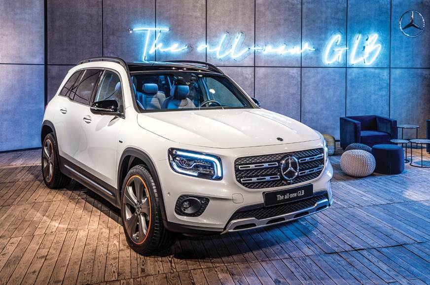 2019 Mercedes-Benz GLB 7-seat SUV in detail - Autocar India