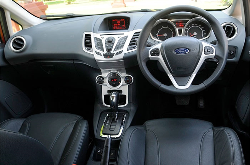 Cost Of New Ford Fiesta Automatic Car India