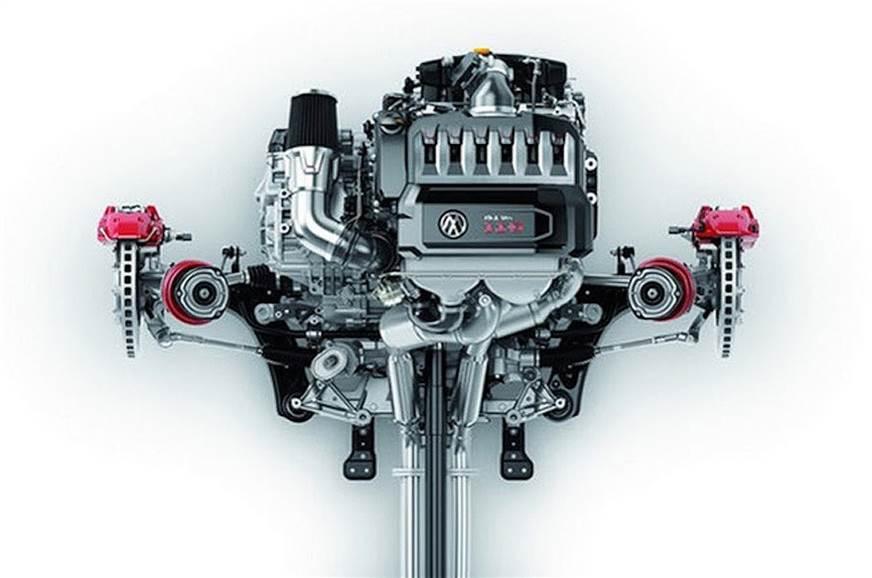 volkswagen 39 s new 3 0 litre vr6 engine revealed autocar india. Black Bedroom Furniture Sets. Home Design Ideas