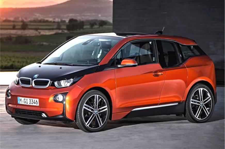 2013 BMW i3 electric review, test drive - Autocar India