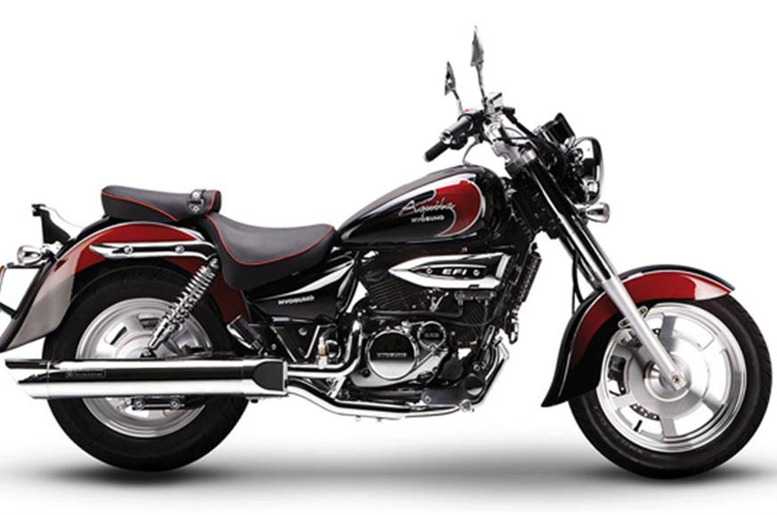 Hyosung Aquila 250 and GD250N to be launched in India