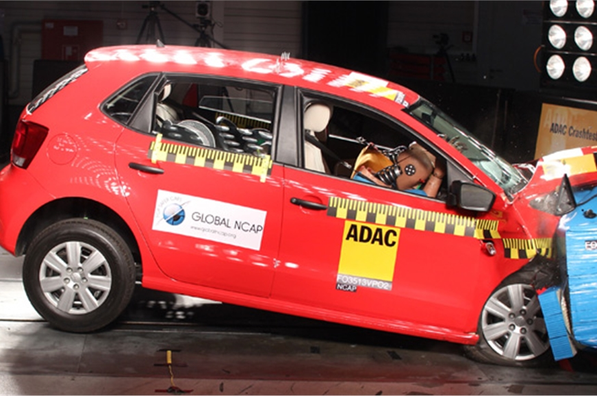 Indian cars fail crash safety tests - Autocar India
