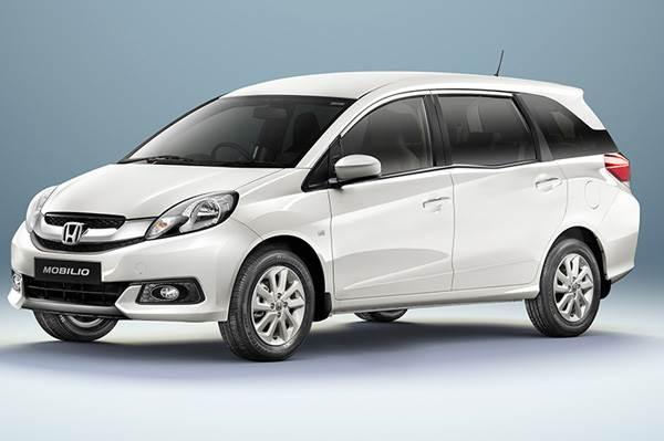 Honda Mobilio Mpv Launched At Rs 6 49 Lakh Autocar India