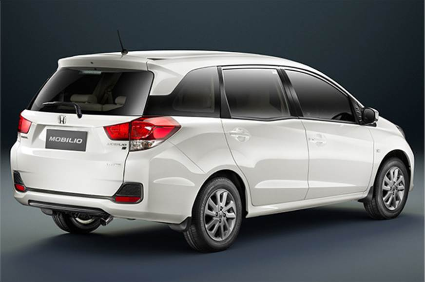 Honda Mobilio MPV Launched At Rs 6.49 Lakh