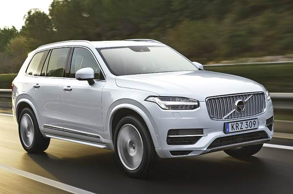 New Volvo Xc90 Review Test Drive Autocar India