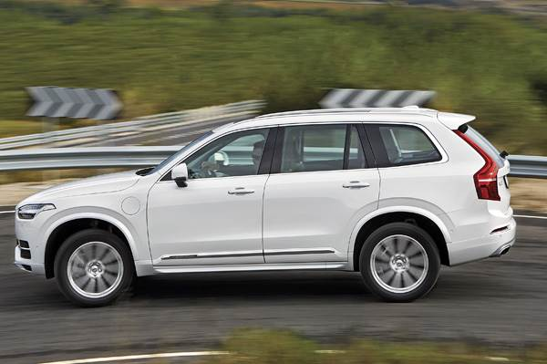 New Volvo XC90 review, test drive - Autocar India