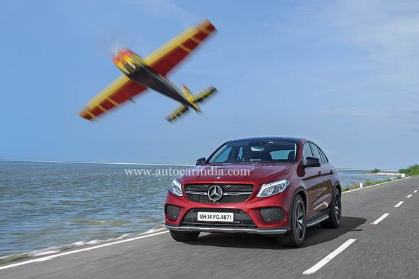 Mercedes Gle 450 Amg Coupe Vs Rc Airplane Feature